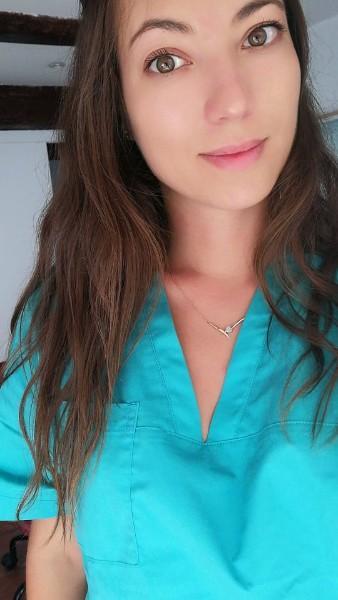 Marina Kadi ostéopathe